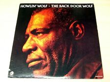 EX/EX !! Howlin' Wolf/The Back Door Wolf/1973 Chess LP/USA Issue
