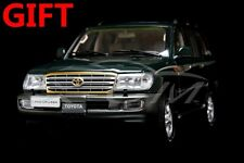 Car Model Toyota Land Cruiser LC100 1:18 (Green) + SMALL GIFT!!!!!