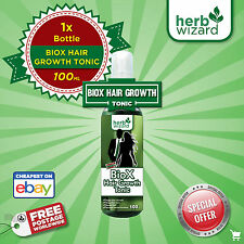 Ginseng FAST HAIR GROWTH Tonic Stop Hair Loss Promote Natural Regrowth Serum