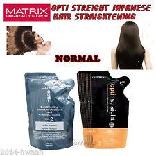 Matrix Opti Straight Japanese Hair Straightening Cream  NORMAL Hair