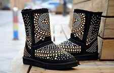 UGG AUSTRALIA AND JIMMY CHOO MANDAH LIMITED EDITION BOOT UK 5.5 US 7 EU 38