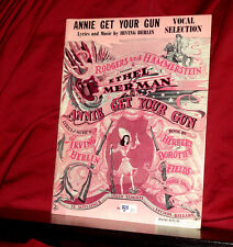 'Annie Get Your Gun' Vocal Selections Sheet Music - Mint