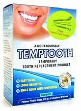 Temporary Fake Tooth Teeth Replacement Kit Emergency Dental Oral Care Cosmetic