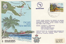 Raf ES17 escape from new britain piloté escaper raf cover