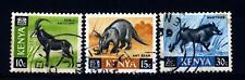 KENYA-UGANDA-TANZANIA - 1966 - Mammiferi
