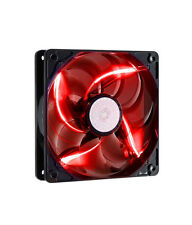 Cooler Master 120MM 90 CFM Sickleflow X  Red LED Fan