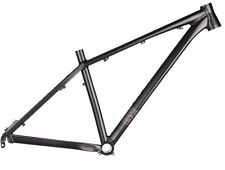 "27.5 ""Alloy HARDTAIL MTB MOUNTAIN BIKE BICICLETTA TELAIO BLACK 15"""