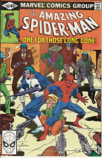 AMAZING SPIDERMAN 202...VF/NM...1980...Alongside The Punisher Pt.2!...Bargain!
