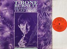 T BONE BURNETT behind the trap door VEX 3 in open shrink uk demon 1984 LP EX/EX