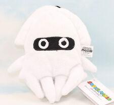 15cm Super Mario Bros Blooper Squid Figure Plush Toy Octopus Soft Doll pendant