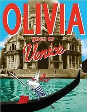 Olivia Goes to Venice, Falconer, Ian, Good Book
