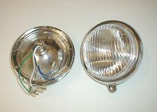 HONDA CT70 1969-1971 Z50 1972-1978 OEM Replacement Head Light & Light Bulb !!