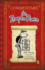 Commentarii de Inepto Puero (Diary  BOOK NEW