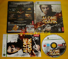 ALONE IN THE DARK XBOX 360 Versione Ufficiale Italiana Steel Box ••••• COMPLETO