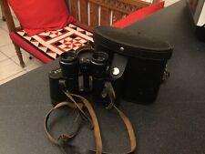 Vintage OTK Russian USSR Binoculars 8 X 30 With Case