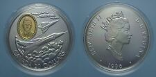 CANADA RARO 20 DOLLARI 1996 ARROW ELISABETTA II PROOF