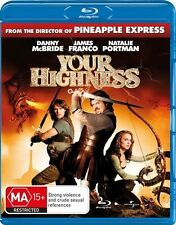 Your Highness (Blu-ray, 2011)