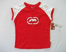 New Eckored Top Shirt Girls Size Large 12 14 Ecko Red Rhino NWT