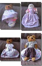 GOLDILOCKS Plush 3-in-1 Storytelling TOY Doll Clean Alma's Design Flip Bear
