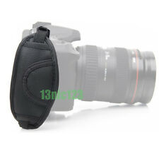 Camera Grip Wrist Hand Strap For Canon Nikon Accessories PU Wrist Camera DSLR
