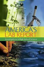 America's Lab Report: Investigations in High School Science, 1. Book, National R