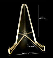"1 Best Value 3-3/8"" Display Stand Megalodon Shark Tooth Teeth"