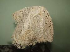 Fabulous Antique Lace Baby/Doll Hat