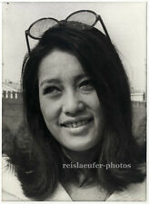 Yasuko Ooki, giapponesi Pop-cantante, originale-Photo per 1975