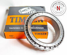 """TIMKEN 497 TAPERED ROLLER BEARING CONE,  ID: 3.375"""", W: 1.172"""""""