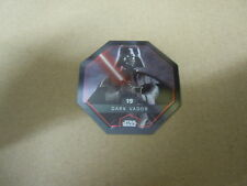 Carte Leclerc Star Wars N°19 - Dark Vador