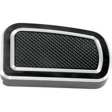 Thunder Cycle Designs Rear Brake Pedal Cover - Black Anodized TC-979B