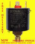 """PRESSURE SWITCH iron 5611 PN 1/8"""" thread 0.5 - 4.5 BAR for air/water/steam ceme"""