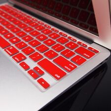 RED Silicone Keyboard Cover for NEW Macbook Air 11""