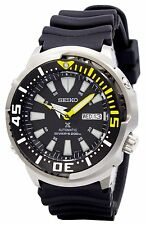 Seiko Prospex SRP639 Automatic Air Divers 200m Rubber Strap Men's Watch SRP639K1