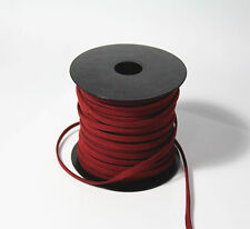 wholesale 5mm Suede Leather String Jewelry Bracelet DIY Making Thread Cord