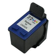 HP 22 Colour Remanufactured Ink Cartridge for HP Deskjet F2188 F300 D24