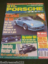911 & PORSCHE WORLD - GEMBALLA BOXSTER TURBO - OCT 1998