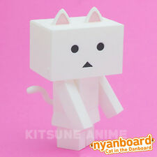 Yotsuba Nyanboard Figure Collection White Danboard Cat Kitty Japan Kawaii Nyanbo