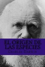 El Origen de Las Especies (Spanish Edition) by Charles Darwin (2015, Paperback)