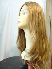 "European Multidirectional 22"" Wig Straight Sheitel Dirty Blonde 16-10 Stretch"