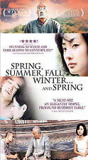 Spring, Summer, Fall, Winter... And Spring (VHS, 2004)