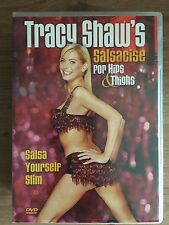 Tracy Shaw's Salsacise For Hips And Thighs | Keep Fit Exercise UK DVD