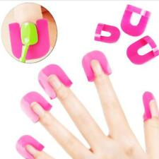 Manicure Tool Nail Gel Model Clip Nail Edge Polish Glue Overflow Preventing Tool