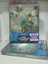 Suicide Squad german Media Markt exclusive Bluray Steelbook new