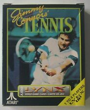 Jimmy Connors Tennis completo para Atari Lynx