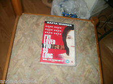 I've Loved You So Long   2008 12 Starring: Kristin Scott Thomas uk dvd
