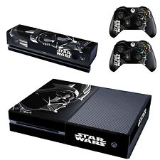 Star Wars Vinyl Decal Skin Stickers for Xbox One Console & 2 Controller Kinect