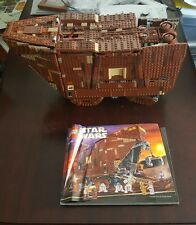 Lego Star Wars Ultimate Collectors Series Sandcrawler UCS 75059