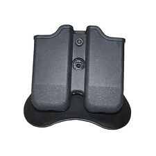CYTAC CY-MP-G3 POLYMER DOUBLE MAGAZINE POUCH - GLOCK AIRSOFT SOFTAIR