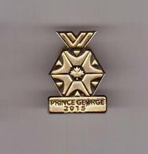 GOLD BOARD OF DIRECTORS 2015 Prince George Canada Winter Games Comittee Pin RARE